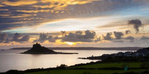 Our Cornwall holiday park overlooks Mounts Bay