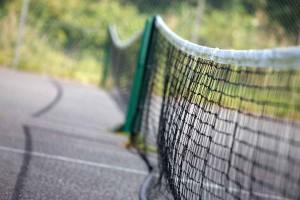 Kenegie Manor tennis court