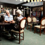 The Old Forge Bar, one of the many facilities at our holiday park in penzance