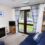 kenegie bungalows - living room