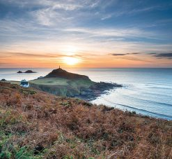 Cape-Cornwall-Sunset
