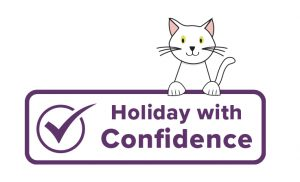 Holiday with confidence promise