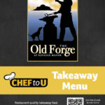 Chef to U Takeaway Menu 2021